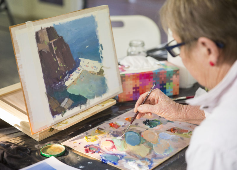 Colley Whisson Retreat June16-91